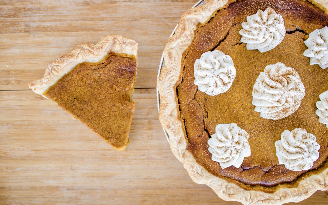 How our Pumpkins go from Seed to Pie