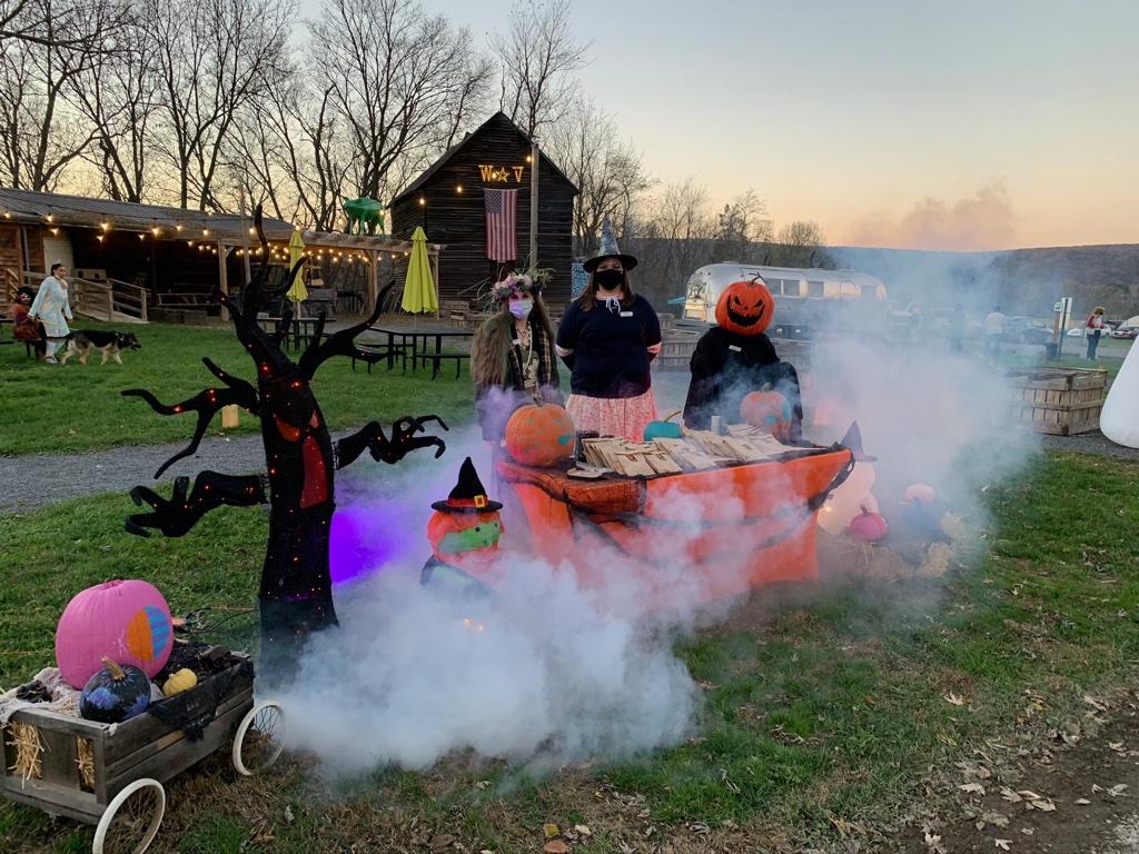 Halloween 2020 at Wardensville Garden Market