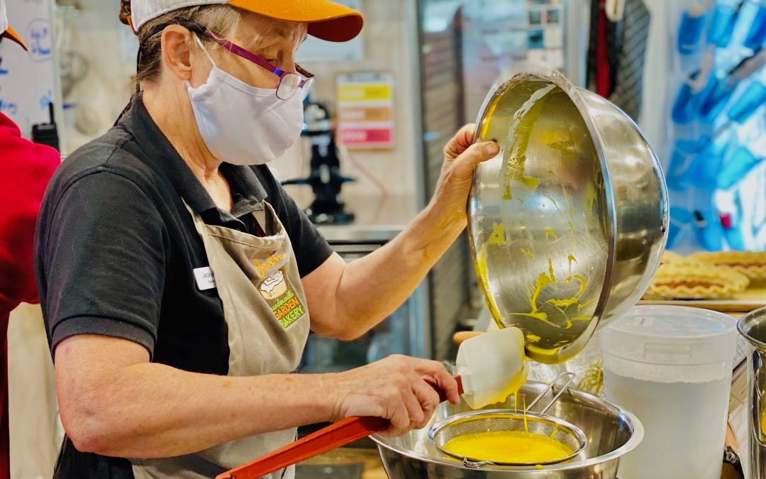 A Slice of the Pie: Updates from our Bakery
